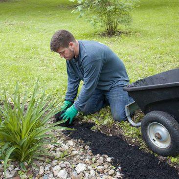 Mulching-service
